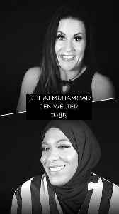 News video: 'There was no one who looked like me': Ibtihaj Muhammad and Jen Welter on being first