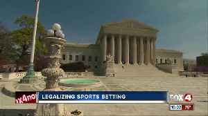 News video: Sports bars could cash in on Supreme Court ruling