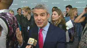 Andy Cohen Dishes on the Most Drunk 'Watch What Happens Live' Guest! (Exclusive)