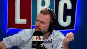News video: James O'Brien's Chilling Reading On Why Trump Moved The Israeli Embassy