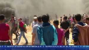 News video: UN Security Council To Meet On Gaza Violence