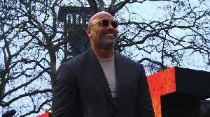 News video: Dwayne Johnson excited to make David Leitch collaboration dreams come true