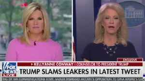 Kellyanne Conway: Staff Shakeup Coming After John McCain 'Leak Scandal' [Video]