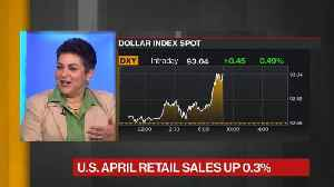 News video: U.S. April Retail Sales Post Second Straight Monthly Gain