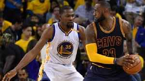 News video: Skip Bayless reveals who he thinks is the best player: Durant or LeBron?