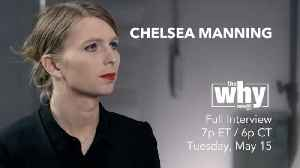 News video: Chelsea Manning to Appear on Newsy Tuesday Night