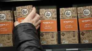 News video: Amazon Set to Open Cashier-Less Stores in Two More Major Cities