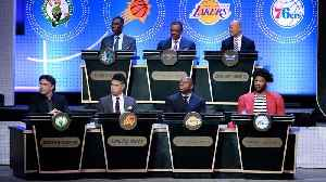 News video: NBA Draft Lottery: Best Chances for the No. 1 Pick