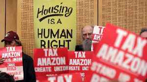News video: Amazon Is In A Bitter Tax Feud With Seattle