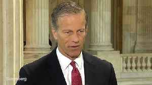 News video: Sen. Thune Expresses Concern About Proposed China Tariffs