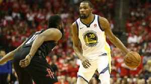News video: Jason Whitlock: Rockets have no answer for Kevin Durant