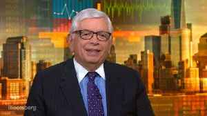 News video: Former NBA Commissioner David Stern Says Tech Is Changing Everything