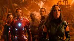 News video: 'Avengers: Infinity War' Scores Another Big Monday