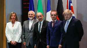 News video: EU and Iran 'make good start' on salvaging nuclear deal