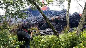 News video: Dangers Mount For Hawaii Residents Near Volcanic Eruptions