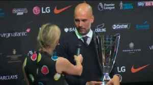 News video: Pep named LMA Manager of the Year