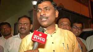 News video: Karnataka BJP leader Murlidhar Rao spoke on after the results of assembly elections