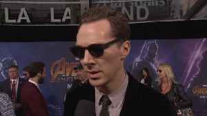 News video: Benedict Cumberbatch to lead Letters Live New York debut