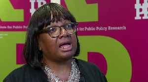 News video: Diane Abbott: Windrush deportations are underestimated