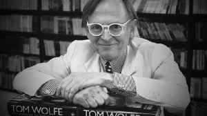 Legacy and life of Tom Wolfe remembered [Video]