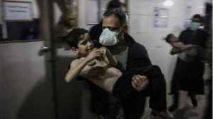 News video: 'Chlorine' Found To Have Been Used In Syrian Chemical Attack