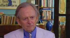 News video: From 2006: Writer Tom Wolfe on journalism and voyeurism