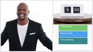 News video: Everything Terry Crews Does in a Day