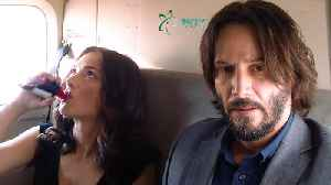 News video: Destination Wedding with Keanu Reeves - Official Trailer