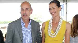 News video: Matt Lauer's Wife Requests 'One-Time Cash Payout'