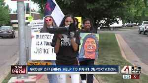 News video: Group offers help to fight deportation