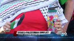 News video: Local leaders weigh-in on Israeli-Palestine situation
