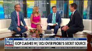 News video: Devin Nunes Says Trump Campaign Might Have Been Set Up