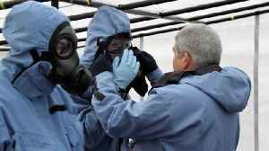 News video: Investigators: Chlorine Likely Used In February Attack In Syria