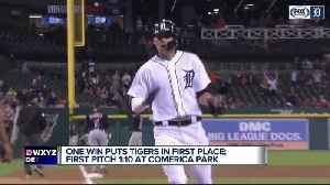 News video: Tigers recent run has attention on rebuilding roster