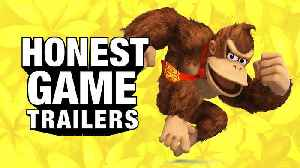 News video: DONKEY KONG (Honest Game Trailers)