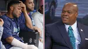 Frank Thomas passionately reacts to Robinson Cano's suspension