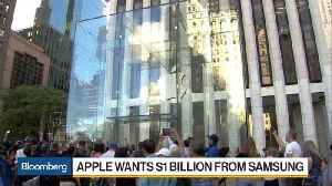 News video: Why Apple Wants $1 Billion From Samsung