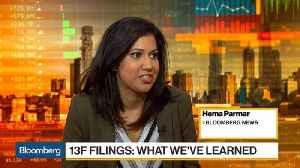 News video: Hedge Funds Made $1.37B in Net Purchases of Facebook