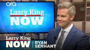 News video: Ryan Serhant's humble beginnings in real estate