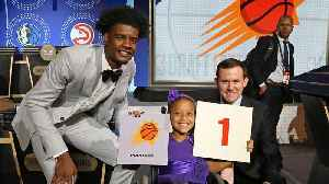 News video: Suns Land No. 1 NBA Draft Pick, Lottery Results