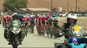 News video: King City in spotlight with Amgen starting line