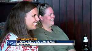 News video: Wisconsin women traveling to England for royal wedding