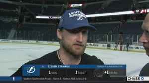 News video: Steven Stamkos on Game 3: We needed to play desperate