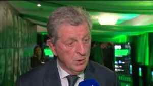News video: Hodgson backs Southgate approach