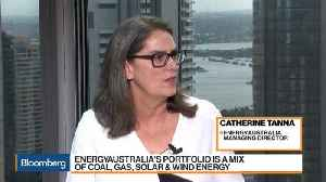 News video: EnergyAustralia's Tanna Says Renewables Are an Opportunity