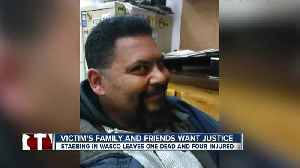 News video: Wasco victim's family and friends want justice