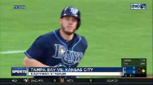News video: Jonny Venters gets first win since 2012 as Tampa Bay Rays beat Kansas City Royals