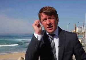 News video: Jonathan Pie Speaks His Mind on Trump's Withdrawal of Iran Deal