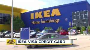 News video: Ikea now offers Visa credit card