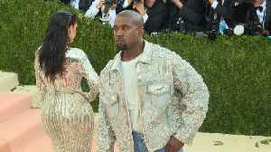 News video: Kanye West ditches cell phone to focus on new albums